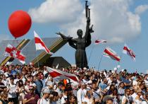 Прошел год с начала протестов в Белоруссии, которые вошли в историю как самые массовые