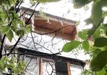 В одной из ростовских пятиэтажек прогремел взрыв (видео)
