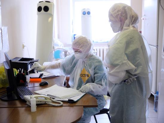 В России пятый день более 800 человек ежедневно умирают от коронавируса