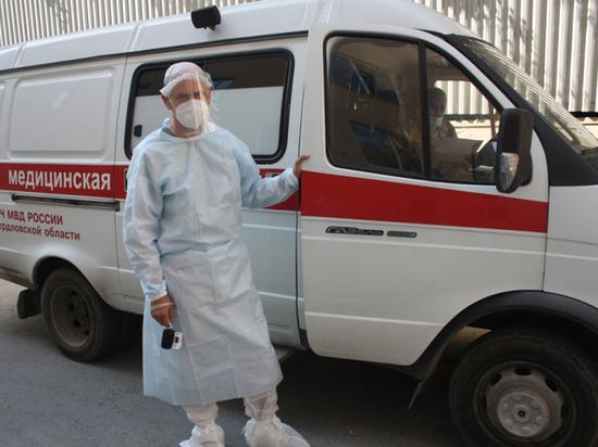 Антирекорд по смертности от COVID-19 зафиксирован в Свердловской области