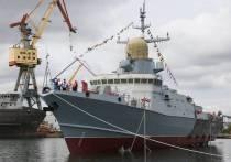 Российский военный флот вновь наращивает свою мощь