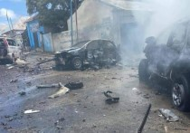 При взрыве у президентского дворца в Сомали погибли семь человек