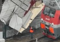 В Адлере восстановили движение поездов, прерванное обрывом контактной сети