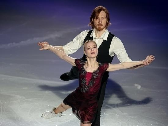 Тарасова и Морозов победили на первом этапе Кубка России