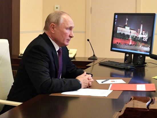"""Путин отклонил идею возродить ссылки: """"Не наш метод"""""""