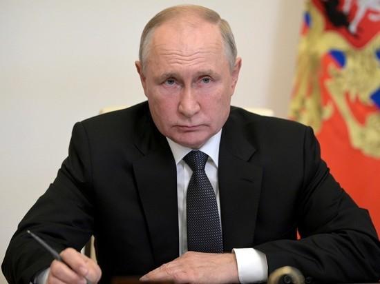 """Путин предложил """"подумать о проведении"""" еще одного ЧМ по футболу в России"""