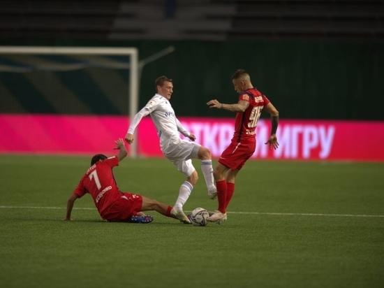 ФК «Енисей» всухую проиграл одному из лидеров ФНЛ на выезде в Оренбурге
