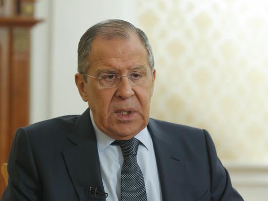 Лавров не увидел необходимости в снятии санкций СБ ООН с талибов