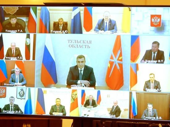 Путин заверил вновь избранных губернаторов в своей поддержке
