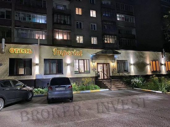 В Кирове продают гостиницу за 21 миллион