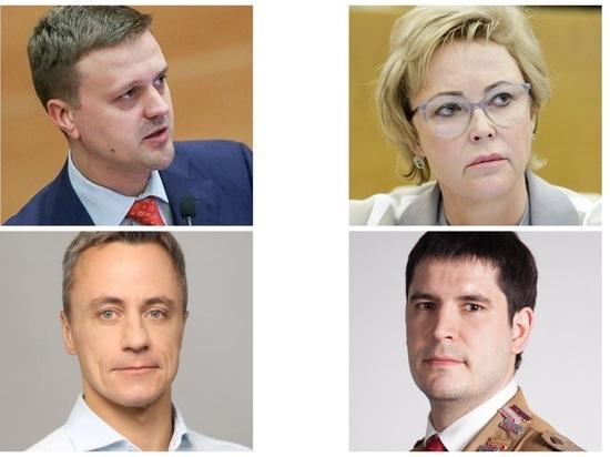 Что известно о томичах, ставших депутатами Госдумы