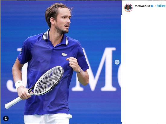 Даниил Медведев увеличил преимущество сборной Европы в Кубке Лейвера