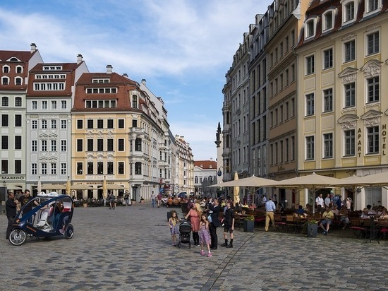 Германия: Пандемия привела экономику Дрездена в плачевное состояние