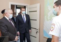 В Сочи открыли новый участковый пункт полиции