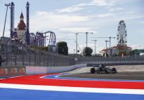 Мик Шумахер сошел с гонки Гран-при России