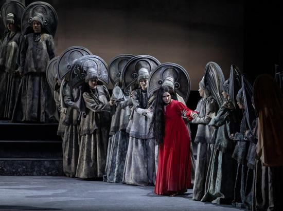 Спектакли из восьми стран покажут на сцене дальневосточной «Мариинки»
