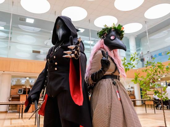 В Волгограде состоялся фестиваль «Японский шкаф»