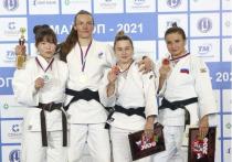 Якутянка Карина Ефимова выиграла серебро чемпионата России по дзюдо