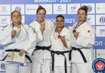 Золото чемпионата России завоевала дзюдоистка из Ямала