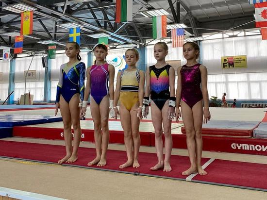 Кузбасские гимнастки выступят на первенстве Сибири