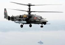 Китай может закупить партию перспективных российских палубных вертолетов Ка-52К «Катран»