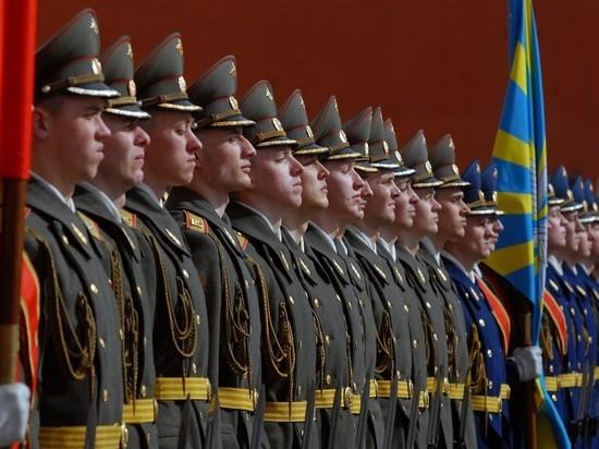 Правительство поддержало увеличение предельного срока службы генералов