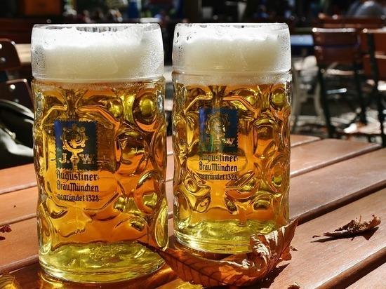 Германия: Пиво для немцев - ценность немецкой экономики