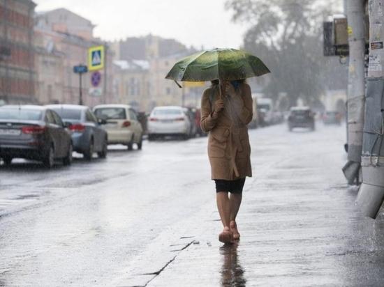 На Дону последняя неделя сентября будет прохладной и дождливой