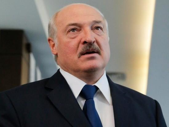 Лукашенко: Украина создала лагеря для «работы по Белоруссии»