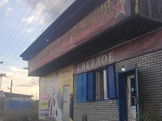 В магазине Кызыла изъято более 1100 бутылок незаконного алкоголя