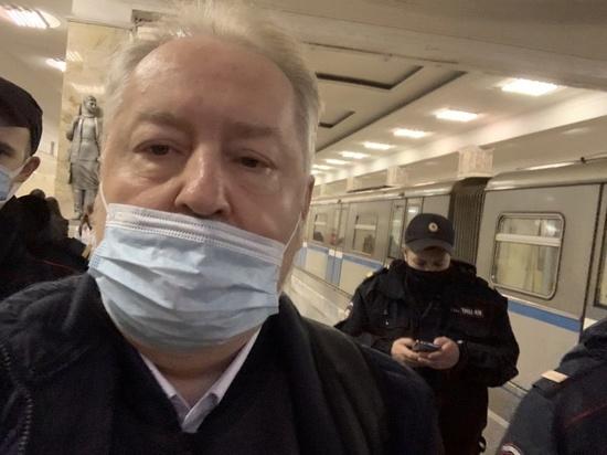 В Москве задержали депутата от КПРФ в Госдуме Обухова