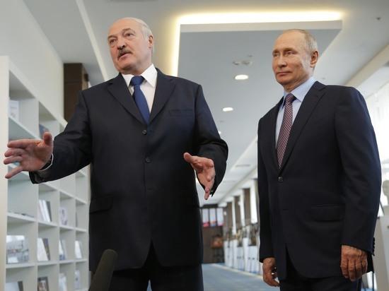 В Кремле заявили, что Путин и Лукашенко не раз обсуждали расширение НАТО на Украину