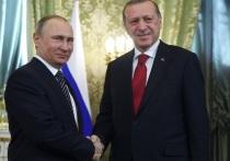 Встреча президента Турции Реджепа Эрдогана с российским коллегой Владимиром Путиным в Сочи может завершиться «сюрпризом», сообщает Milliyet