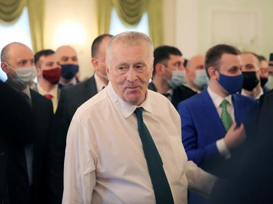 Жириновский предложил вместо выборов выдавать губернаторам «ярлык на княжение»
