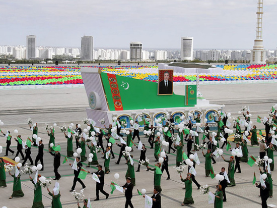 В Туркмении 27 сентября отмечали День независимости республики