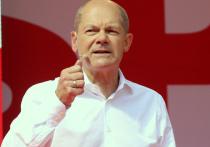 В Германии прошли парламентские выборы: после предварительного подсчета голосов с небольшим перевесом лидируют социал-демократы