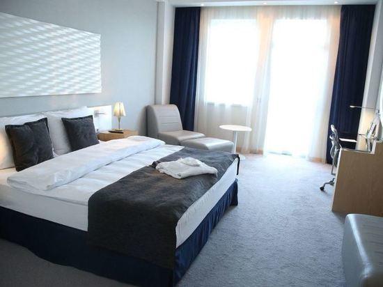 Номера люксовых отелей Петербурга сравнялись по ценам с парижскими отелями
