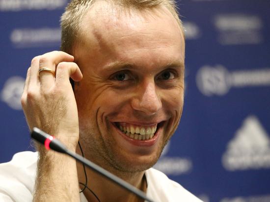 34-летний Глушаков снова вызван в сборную России по футболу