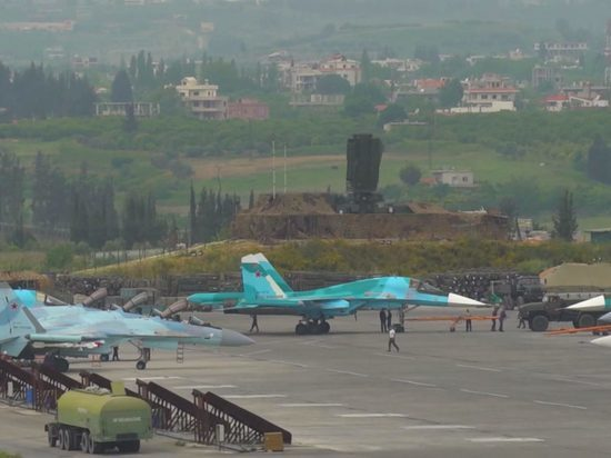 Боевики из Идлиба запустили беспилотник к авиабазе Хмеймим