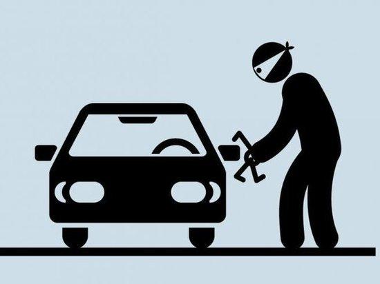 Житель Колымы угнал машину без колёс: хозяин авто узнал об этом от полиции