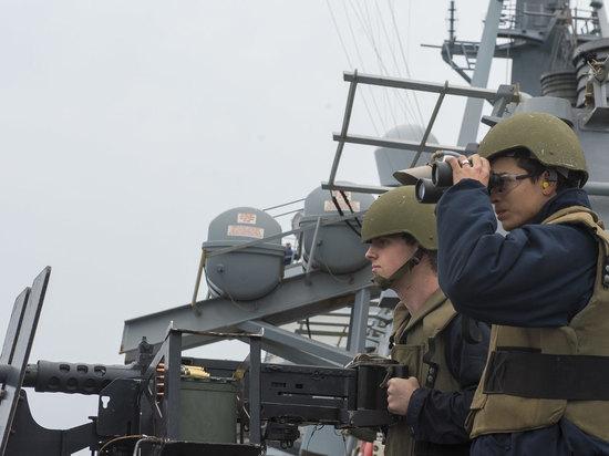 Американцы создали группу эсминцев для защиты от российских подлодок