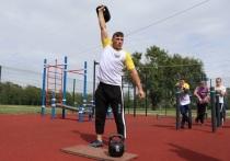 На окружном этапе победители краевых состязаний мерились силами с представителями студотрядов Чечни