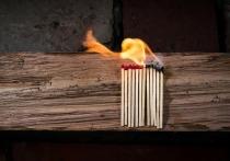Анапская прокуратора взяла на контроль ход проверки по факту пожара в жилом доме