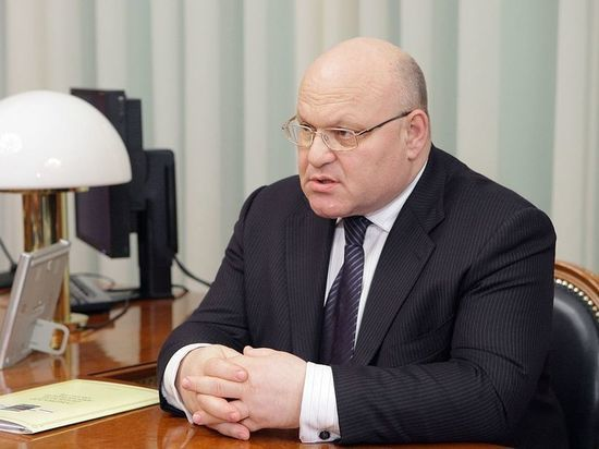 Бывший губернатор Еврейской автономной области Винников получил 4 года условно