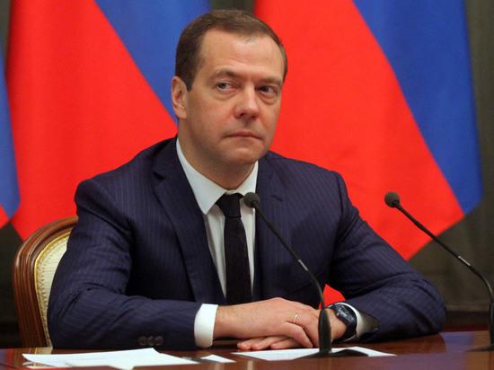 Медведев допустил запрет в России иностранных соцсетей