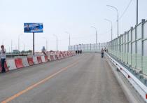 Работы на Милицейском мосту продолжаются, вторую половину объекта должны сдать в срок