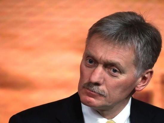 Песков прокомментировал рекомендацию назначить Жамнова тренером хоккейной сборной