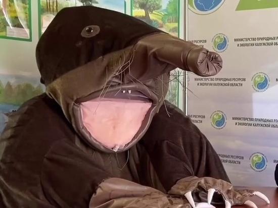 У Тульского Пряника из МЧС появился конкурент Хохуля из Калуги
