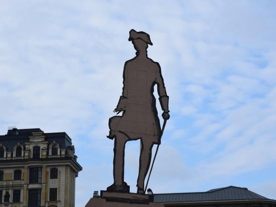 Памятник Петру l установят на набережной Саратова
