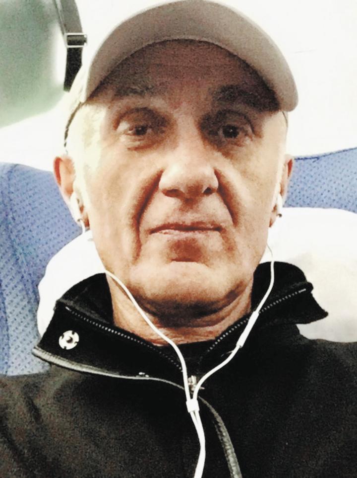 Режиссер Алеко Цабадзе рассказал о съемках «Русских горок»